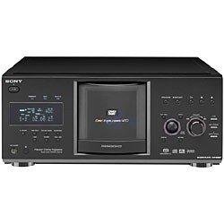Sony DVP-CX985V 400 Disc Progressive DVD / SACD Player