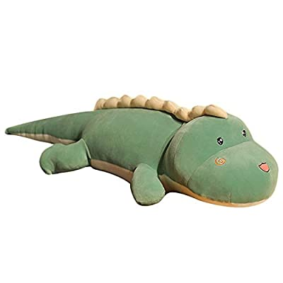 sofipal Dinosaur Plush Hug Pillow,Soft Big Dinosaurs Stuffed Animal Toy Doll Gifts for Kids Birthday,Valentine,31.4 inch