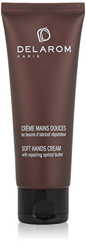 DELAROM Crème Mains Douce au Beurre d'Abricot Réparateur 75ml