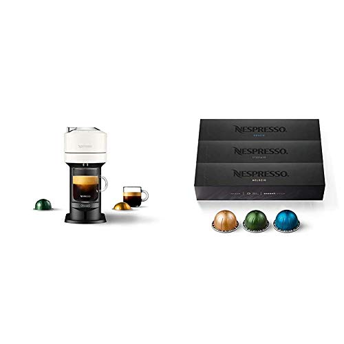 Nespresso Vertuo Next Coffee and Espresso Maker w/ 30 Capsules  $100 at Amazon