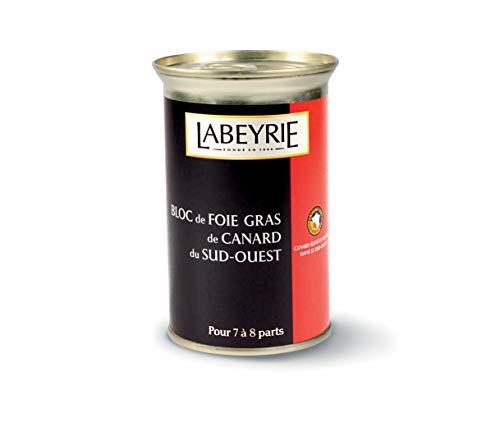 LABEYRIE Bloc Foie-Gras Canard IGP SUD-OUEST 7 à 8 parts