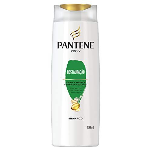 Shampoo Pantene Restauração, 400 Ml