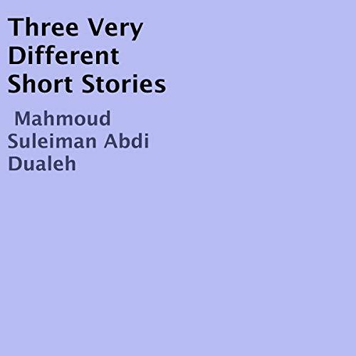Page de couverture de Three Very Different Short Stories