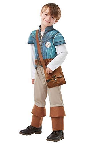 Rubie's Offizielles Disney-Prinzessinnen-Kostüm für Kinder, verheddert, Flynn Rider