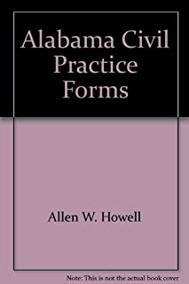 Alabama civil practice forms