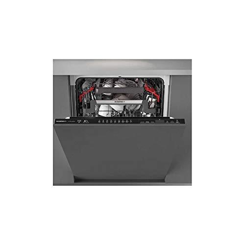 Lave vaisselle encastrable 60 cm Rosieres RDIN4S622PS-47 - Lave vaisselle tout integrable - Classe énergétique A+++ / Affichage temps restant - Départ différé
