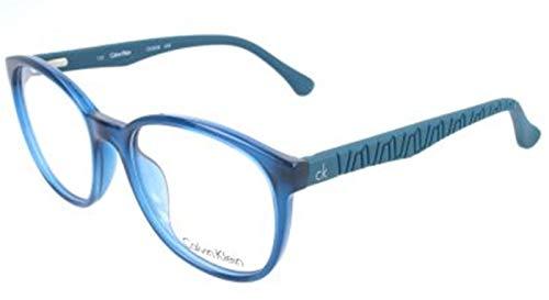 CK CK5858 438 -52 -18 -135 cK Brillengestelle CK5858 438 -52 -18 -135 Oval Brillengestelle 52, Blau