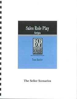 sales role play scripts