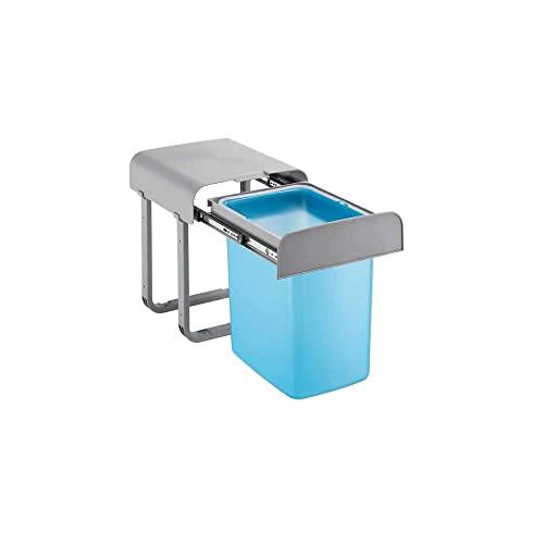 FA13 Aladin - papelera extraíble de reciclaje para cocina, 400 mm