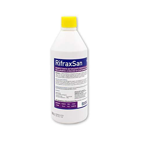 Prodotto detergente a base alcolica (PMC) per la pulizia e ligienizzazione delle superfici. Spedizione IMMEDIATA