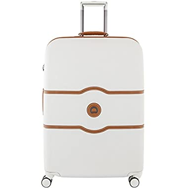 Delsey Paris Luggage Chatelet Hard+ 28 Inch Spinner Suiter Trolley
