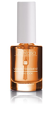 La Rosa - Nail Medic - VITAMIN TREATMENT - Vitaminreiches Nährpräparat für die Stimulation des Nagelaufbaus – 10 ml