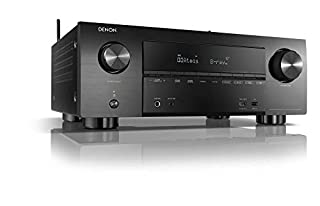 Ricevitore AV Ultra HD a 9.2 canali 4 K con 180 W per canale. Tecnologia IMAX Enhanced Dolby Atmos, Dolby Atmos Height Virtualization Technology, DTS:X e DTS:X Virtual:X Alexa, Google Assistant e comando vocale Apple Siri. Scala alta 4 K, Dolby Visio...