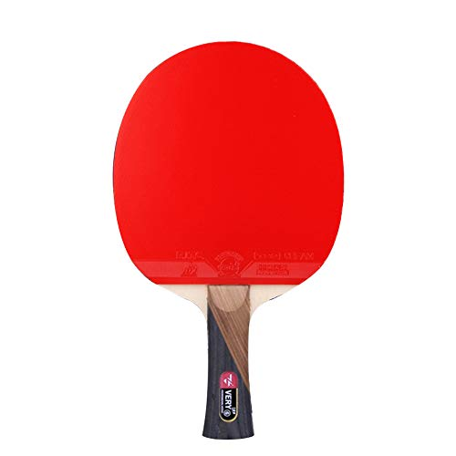 Great Price! SSHHI 6 Star Ping Pong Paddle,Ping Pong Racket Fast-Break Type,Suitable for Intermediat...