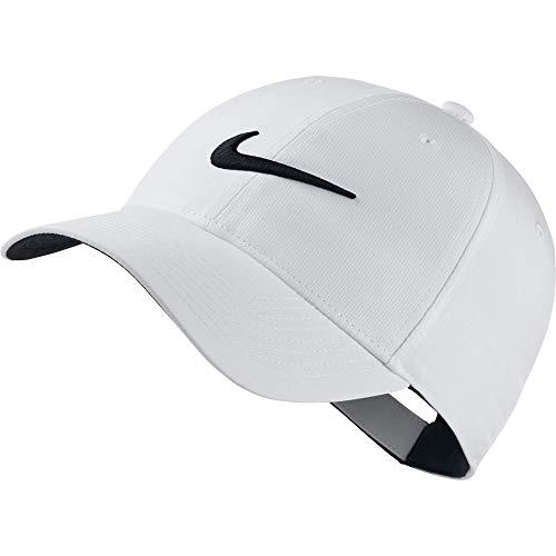 Nike L91 Cap Tech, White/Anthracite/Black, One Size