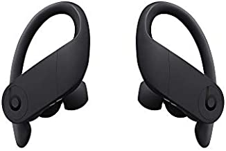 Powerbeats Pro Totally Wireless & High-Performance Bluetooth Earphones Black (Renewed)