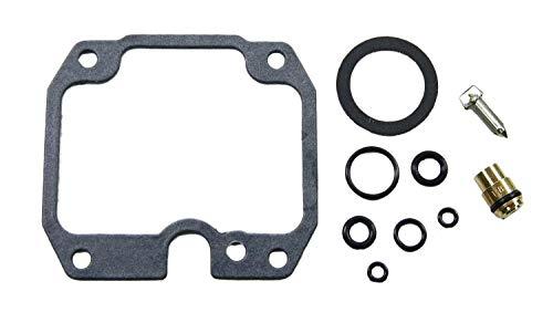 DP 0101-273 Carburetor Rebuild Repair Parts Kit Compatible with Yamaha 00-04 TT-R125, 03-07 TT-R125E TT-R125LE, 00-07 TT-R125L