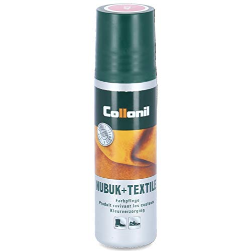 Collonil NUB.+TEXTILE CL.DFNL 100 ML , Schuhcreme & Pflegeprodukte, Rot (koralle)