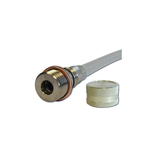 stahlbus® Ölablassventil G 1/2 Zoll-14 = R 1/2 Zoll = 1/2 Zoll BSP, Stahl (Komplettset)
