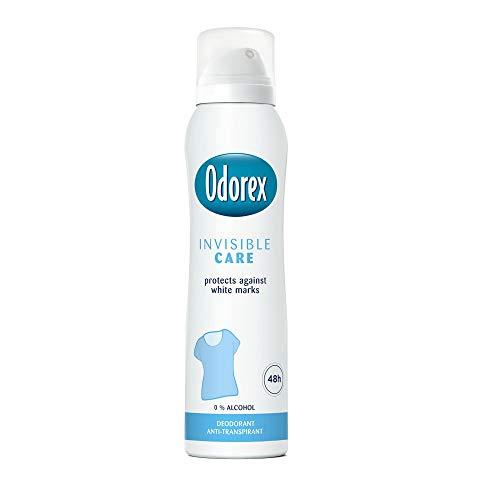 Odorex Body Heat Responsive Spray Invisible Care, 150 Ml