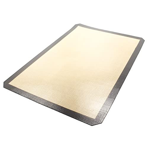 Airbrush-City Alfombrilla de silicona para horno (2 unidades, 60 x 40 cm)