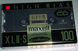 Purchase Maxell XL II-S 100 Minute Cassette High Bias