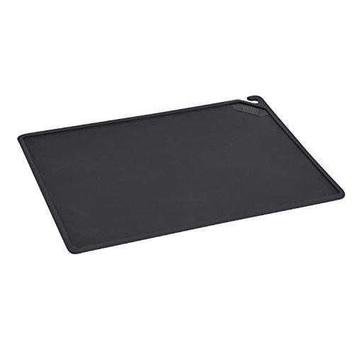 シービージャパン シートまな板 抗菌 耐熱 TPUまな板 ブラック CUTOC