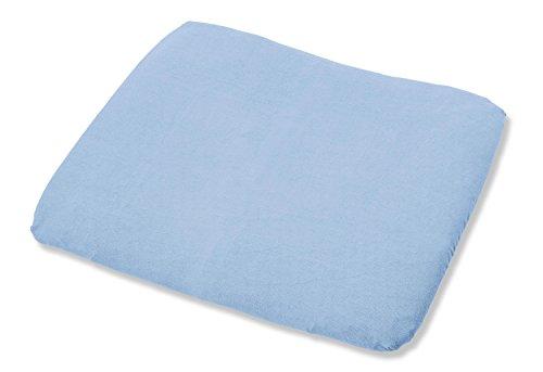 Pinolino 73064-2 Fürottee-Bezug für Wickelauflagen, hellblau