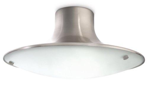 PHILIPS Ecomoods Energy Saving plafonnier avec ampoules 20W inclus, 1 306 631 716 lumière