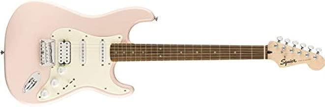 Squier by Fender Bullet Stratocaster - Hard Tail - HSS - Laurel Fingerboard - Shell Pink