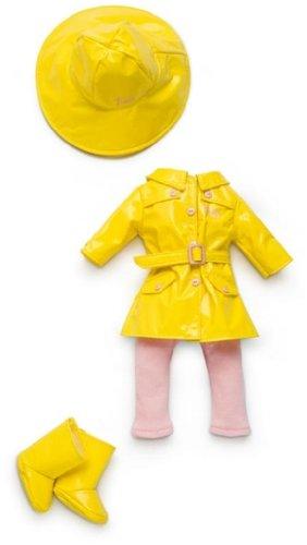 Trudi - 64391 - Poupée et Mini-Poupée - Set Pluie - 38 cm