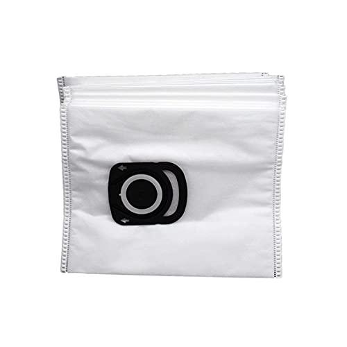 ZYOONG Home Cleaning High Filtration Bag Bolsa de polvo para Rowenta ZR200540 ZR200720 ZR200520 Higiene Plus apto para piezas de aspiradora Silence Force 4A
