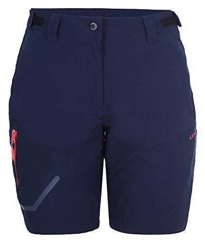 Icepeak Damen SAANA Shorts, marinenblau, 42