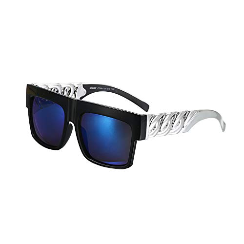 Aroncent - Gafas de Sol Unisex polarizadas para Hombre
