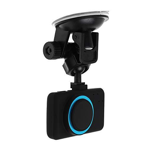 Pestelle Dispositivo de Alarma de Advertencia de Fatiga del Coche Cabezal de Conducción Segura En Tiempo Real Alarma de Conducción En Tiempo Real Monitor Inteligente contra El Sueeo