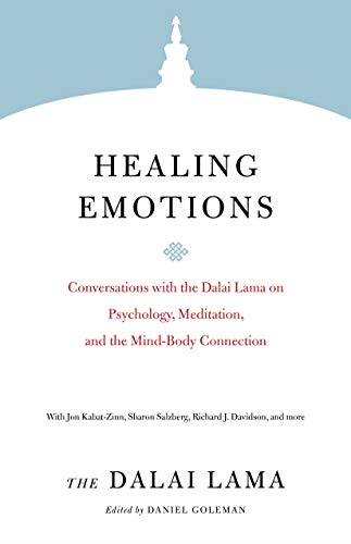 Healing Emotions: Conversations with the Dalai Lama on Psychology, Meditation, and the Mind-Body Connection (Core Teachings of Dalai Lama) (English Edition)
