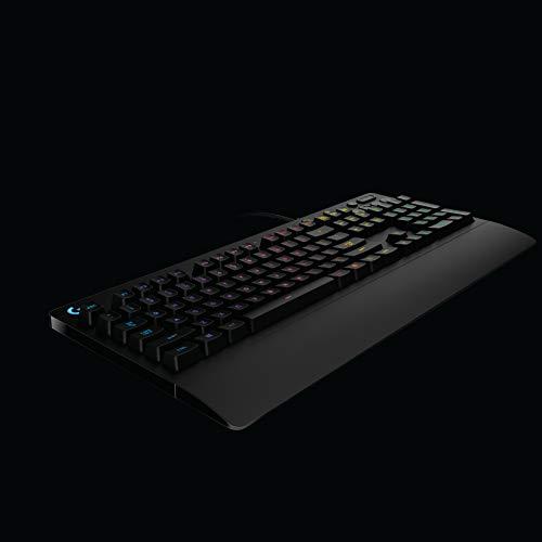 Product Image 1: Logitech G213 Prodigy Gaming Keyboard