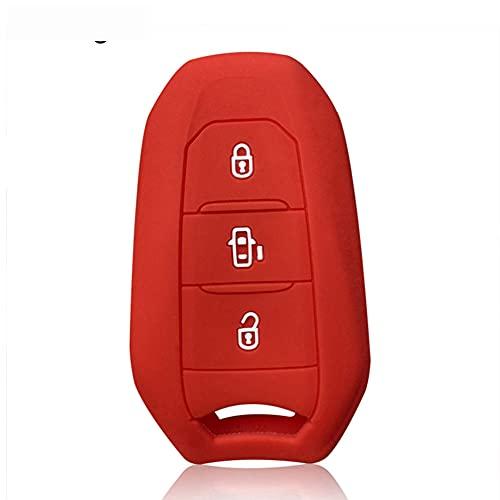 vorKDE Cubierta de Llave, para Peugeot Traveller Expert, para Citroen MPV, Puerta eléctrica automática, Caja de Llave de Coche con Jumpy Dispatch SpaceTourer