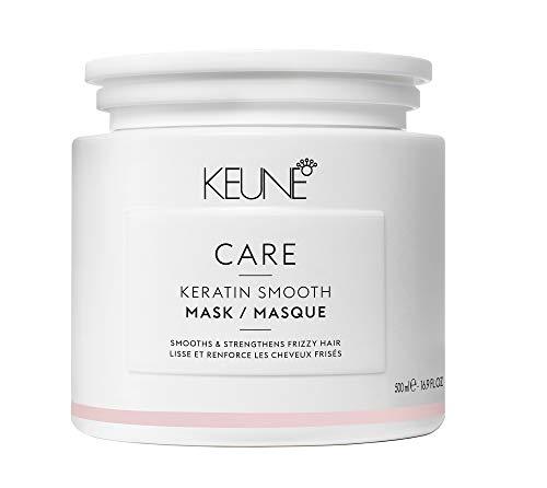 Keune Care Line Keratin Smooth Mask - Anti - Frizz Mask 500 ml