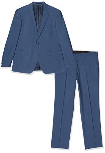 Roy Robson 2021151374001 Traje, Blau (Medium Blue A420), 54 (Herstellergröße: 54) para Hombre