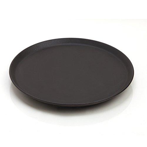 Morsoe Grill-/ Bratpfanne aus Gusseisen Schwarz
