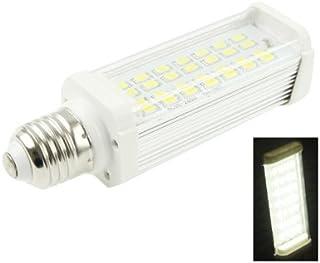 SGJFZD E27 11W White 28 LED 5630 SMD LED Light Bulb Horizontal Plug Light Bulb AC 85-265V (SKU : S-LED-6161W)