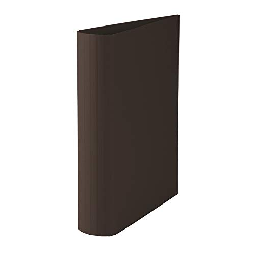 Rössler 1316452875 - S.O.H.O. Ringbuch A4, 5 cm, 4-Ring-Mechanik, espresso