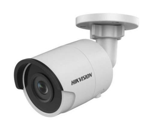 Hikvision–Digital Technology DS-2CD2045FWD-I Sensor, Überwachungskamera für Innen und Außen, Montagefuß für Decke/Wand, 2688x1520Pixel