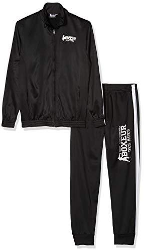 BOXEUR DES RUES, Training Suit Uomo, Nero, S