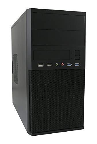 Master-PC Aufrüst-PC Intel i7-9700, 16 GB DDR4, Intel HD 630 Grafik 4K, USB 3.1, HDMI, DVI, VGA, Sound, Gigabit-LAN