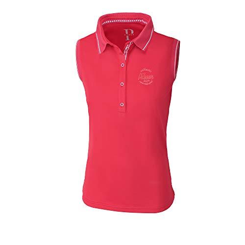 Pikeur Damen Jarla Poloshirt 225 - Wilde Beere
