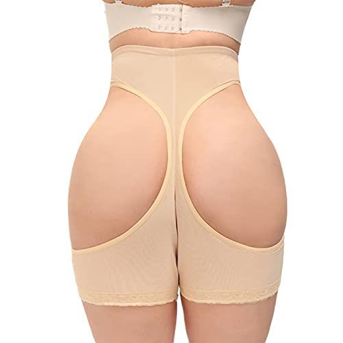Olaffi Pantalones Moldeadores para Mujer Braguita Moldeadora Cintura Alta Braga Faja Reductora Postparto Abdomen Adelgazante Shapewear