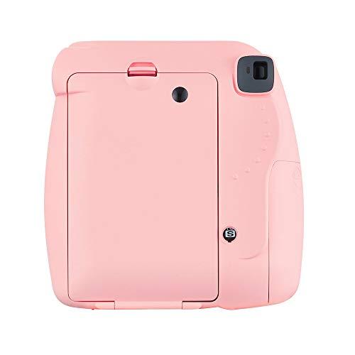 Sofortkamera Mini 9 Clear, Rosa (Pink)