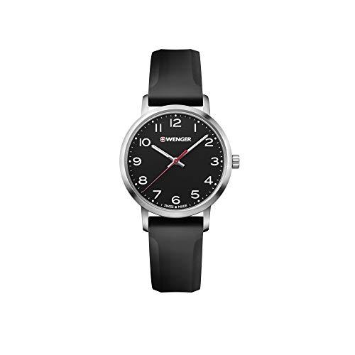 Wenger Mujer Avenue - Reloj Suizo de Cuarzo analógico de Ac